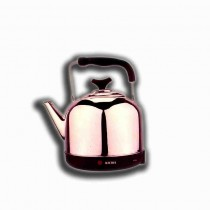 Electric Whistling Kettle Solid  BC 127,  6 Ltr by Baltra Brand