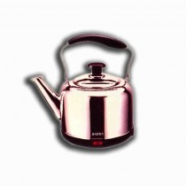 Electric Whistling Kettle Crown  BC 118,  6 Ltr by Baltra Brand