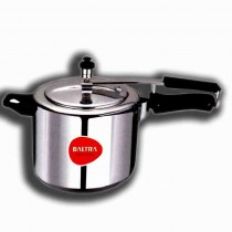 Induction Pressure Cooker  Stella Inner Lid with induction 5 ltr bpc 102 by baltra brand