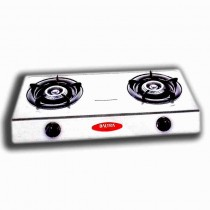 Gas stove Bliss Double bgs 121 by baltra brand