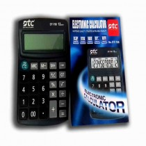Electronic calculator dtc 12 digit dt-786