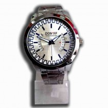 positef water resistant Stylish men gents hand watch