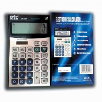 Electronic calculator dtc dt-8500N 12 digit