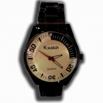 Stylish men gents hand watch