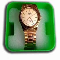 deluxe water resist Stylish women ladies hand watch