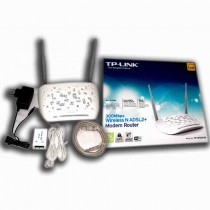 tp-link 300 mbps wireless N adsl2 plus modem router