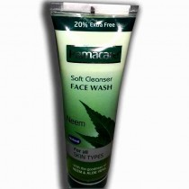 pama care soft cleanser face wash 20 percent extra