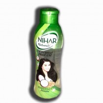 nihar natural coconut hair oil 200ml