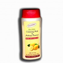 freshia oil free cleasing milk and makeup remover