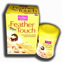 feather touch hair removal cream 40gms