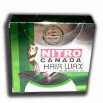 nitro canada hair wax with snake oil