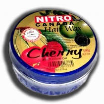 nitro canada hair wax cherry 150 gms