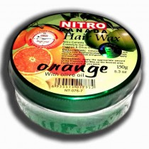 nitro canada hair wax orange 150 gms
