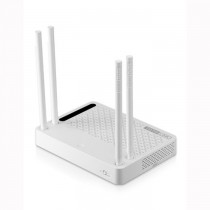Totolink 2.4GHz 300Mbps And 5GHz 867Mbps Wireless Dual Band Gigabit Router A2004NS SKU-17620