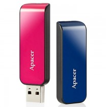Apacer AH334 USB 2.0 Flash Drive Pen Drive(8GB, 16GB and 32GB) SKU-3636