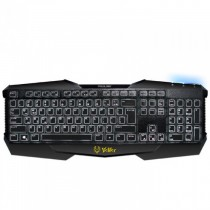 Prolink PKGM9101 Illuminated Gaming Keyboard SKU-14727