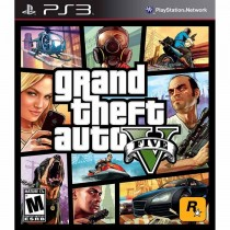 Grand Theft Auto V - PS3 Game SKU-2903