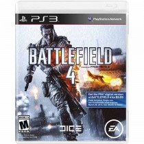 Battlefield 4 - PS3 Game SKU-2904