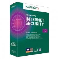 Kaspersky Internet Security 2015 One Year License SKU-2907