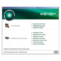 Kaspersky Anti-Virus for Windows Server Enterprise Edition SKU-2908
