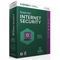 Kaspersky Internet Security 2017 One Year License SKU-2909