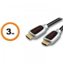 Cliptec Ocd-511 Highspeed V1.4 3.0m HDMI Cable With Ethernet SKU-2615