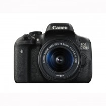 Canon 24.2 MP Camera EOS 750D (18-55mm STM) SKU-6164
