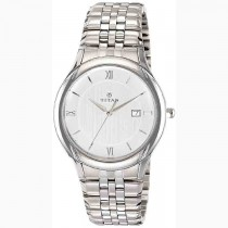 Titan Formal Steel Mens Watch - 1494SM01 SKU-14132