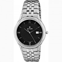Titan Formal Steel Mens Watch - 1494SM02 SKU-14131