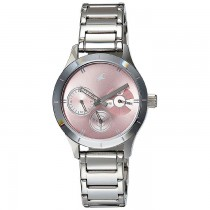 Fastrack Women Watch - 6078SM07 SKU-14141