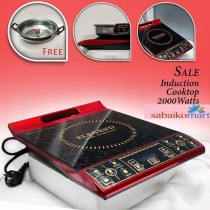 Elegend 2000 Watt Induction CookTop (Free Kadai) SKU-3454