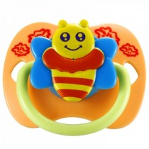 Kidsme Bee Pacifier With Cover(160269) SKU-8636