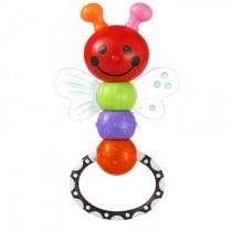 Kidsme Baby Worm Teether (9728) SKU-8634