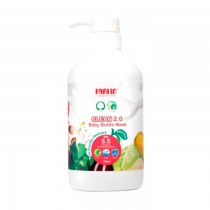 Farlin Feeding Bottle Wash Eco- Friendly Cleanser 700ML(AF-10004) SKU-8630