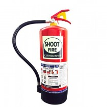 Shoot Fire Type ABC Dry Powder Fire Extinguisher - 4, 6, 9 Kgs SKU-8002