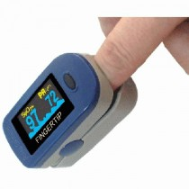 Fingertip Pulse Oximeter ChoiceMmed Fingertip SKU-18023