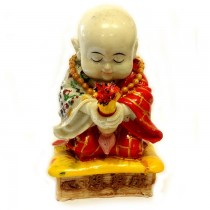 Worshipping Child Buddha Small Statue SKU-3101