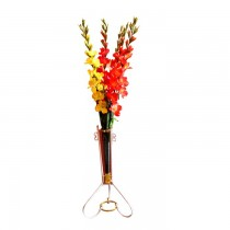 Fancy Glade Flower With Vase (5 Sticks) SKU-3121